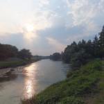 元荒川(越谷~北越谷)