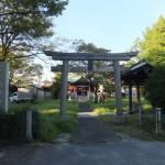 白山神社(堀船)