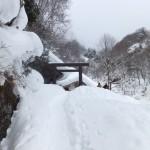 冬の戸隠 その4