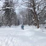 冬の戸隠 その3