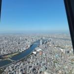 東京スカイツリーに行ってきた