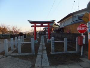白山神社(関宿)