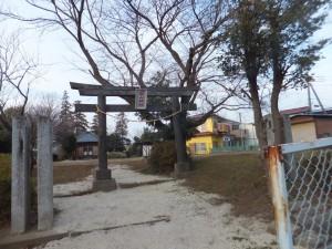 原市 白山神社 (1)