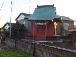白山神社(関宿) (2)