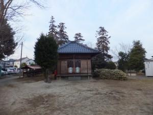 原市 白山神社 (2)