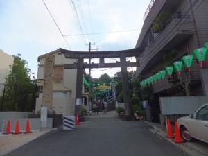 白山の白山神社