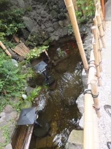 吉原花園池跡