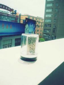 上海の気温