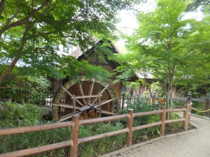 深大寺の風車