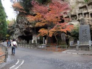 瑞巌寺の参道 (2)