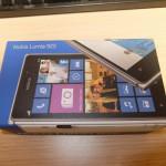 Nokia Lumia 925 LTEが届いたのでさっそく開けてみた