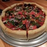 東京でシカゴ・スタイル・ピザが食べられて感動した!