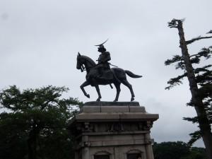 仙台城 (2)