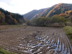 大内宿への道 (2)