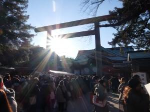 靖国神社 (1)