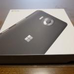 Lumia 950を買った(開封)その1