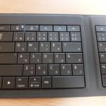 Universal Foldable keyboardを買った その2