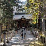 埼玉県民の日に三峰神社に行ってきた その2