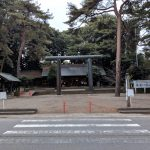埼玉県護国神社に行ってきた